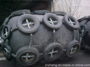 Marine Pneumatic Rubber Fender for Boat