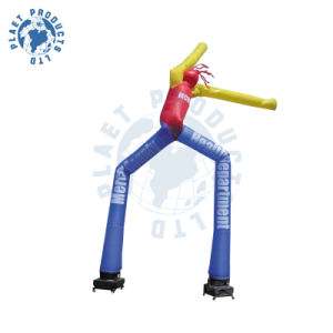 2 Legs Inflatable Air Dancer with En14960 Certificate (PLAD10-001)