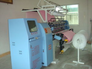 Yuxing Quilt Covers Quilting Machine, Computer Quilting Machine, Lock Stitch Multi Needle Quilting Machine pictures & photos
