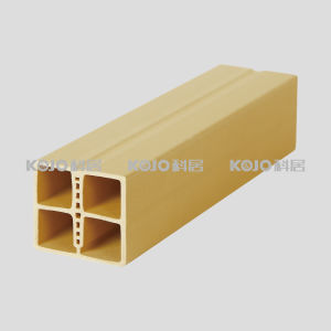 WPC Moisture-Proof Wall Square Profile Panel (PF-5045) pictures & photos