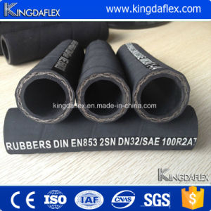 High Pressure Hose Hydraulic Rubber Hose pictures & photos