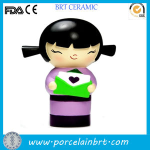 Lovely Girl Doll Ceramic Gift Wholesale pictures & photos