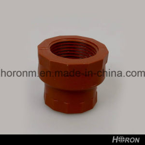 "Pph Water Pipe Fitting-Thread Reducer-Elbow-Tee-End Cap-Union (1""X1/2"")"