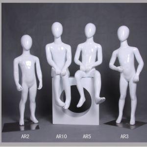 Child Full Body Mannequin Dummy Kid Standing Mannequins Shop Window Display NEW