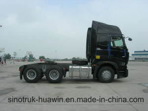 Sinotruk 6X4 420HP Big HP Heavy Duty Tractor Truck pictures & photos