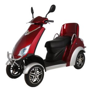 Zvgreen Hot Sale High Quality Electric Scooter with Four Wheel