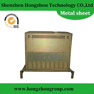 OEM Service Sheet Metal Fabrication Work for Instrument Cabinet pictures & photos