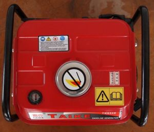 High Quality 650W Portable Gasoline Generator 950 pictures & photos