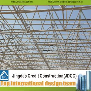 Steel Space Truss Structure pictures & photos