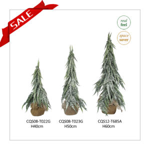 40-60cm New Design Artificial Christmas Tree Holiday Decoration