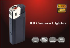 OEM-1080P Full HD Motion Detection Night Vision Small Hidden Digital Lighter Camera pictures & photos