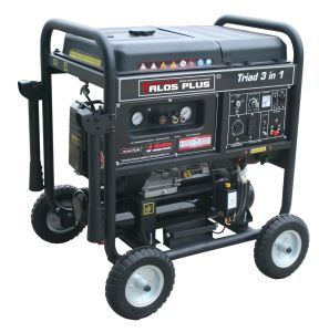 Combined Compressor with Generator/Welder Powered by Gasoline Engine (TG4000GAW) pictures & photos