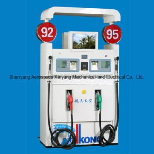 Aerospace Fuel Dispenser of Double Nozzles and Four LCD Displays pictures & photos