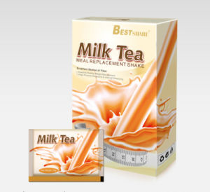 Best Share Series Quick Weight Loss Slimming Milk Tea