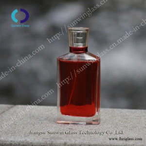 100 Ml Cologne Spray Glass Bottle (B-1002)
