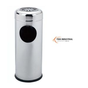 Built-in Round Shape Trash Bins pictures & photos