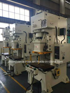 Sheet Metal Forming Punching Power Press Machine Zya-60ton pictures & photos