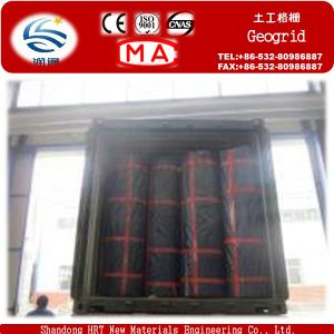 Manufacturer Polyester Woven PP Pet Geogrid