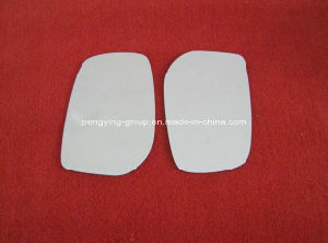 2mm R1200 Chrome Coating Convex Mirror Glass Truck Mirror (PY-C82)