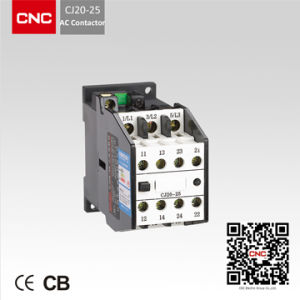 CNC Cj20 High Quality AC Contactor AC Contactors (CJ20) pictures & photos