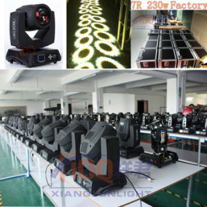 7r 230W Beam Light Moving Head Light Variable pictures & photos