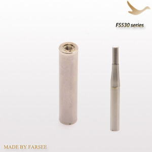 300mAh Stainless Steel EGO Auto Battery with Shell Electronic Cigarette (FS520)