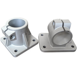 Aluminium Alloy Precision Die-Casting with Machining (DR043) pictures & photos