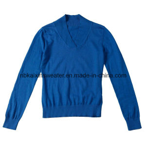 Men′s Basic Viscose/Spandex Pullover (KX-W40)