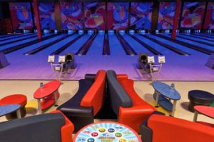 Original Second Hand Bowling Lanes for Amf Bowling