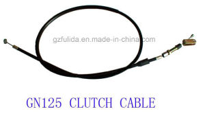 Motorcycle Clutch Cable for Gn125 pictures & photos