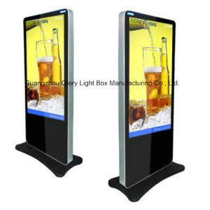 New Panel Indoor Advertising LCD Monitor pictures & photos