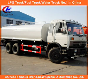 18000L 20000L Dongfeng 6X4 Fire Sprinkler Truck Water Tank Truck pictures & photos