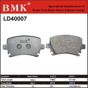 Premium Quality Brake Pads (LD40007) for Audi A6 pictures & photos