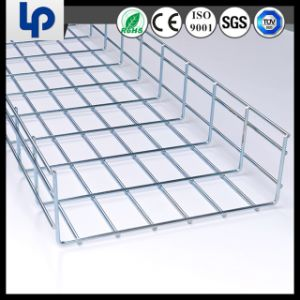China Wire Mesh Type Steel Basket Cable Tray Support - China Steel ...