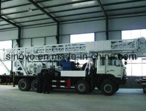 SNR600C multifunctional crawler mounted water well drilling rig with CE certifacate pictures & photos