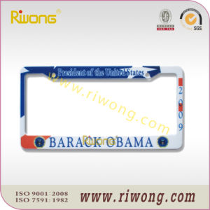 Plastic License Plate Frame pictures & photos