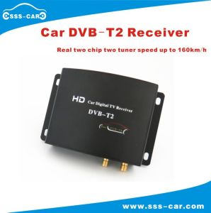 160~180km/H Car DVB-T2 Receiver for Colombia