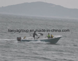 Liya 7.6m Fiberglass Work Boats Panga Boat for Fishing pictures & photos