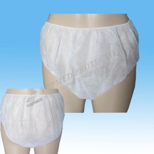 Women′s Disposable Underwear for SPA pictures & photos