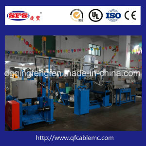 Low Smoke Zero Halogen Electronic Wire and Cable Extrusion Line pictures & photos