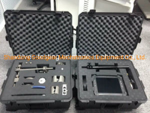 Portable Online Tester for Safety Valves with Cumputer-Controlled Testing System