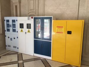 Industrial Lab Flammable Liquid Safety Storage Cabinet (PS-SC-006) pictures & photos