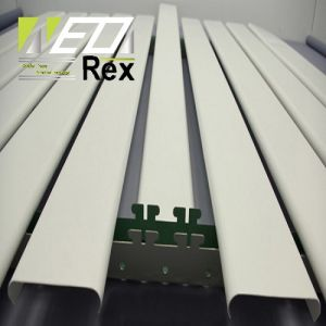China Aluminum Baffle Ceiling System False Ceiling Strips