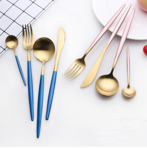 High Qualityhot Sale Stainless Steel Cutlery Tool Set No. P1-1