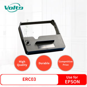 Compatible Epson Erc03 Erc-03 Typewriter Printer Ribbon Cartridge for Casio 3700 3800 4000 7000 DOT Matrix Printer