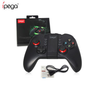 Wireless Bluetooth Game Controller Gampad Joypad Joystick Console with Charging Cable
