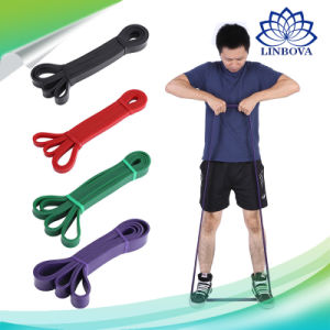 China Fitness Band Gym Equipment Expander Resistance Rubber Band