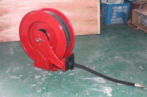 200bar 1/2′′ Oil Hose Reel with 15m Hose /Automatic Hose Reel pictures & photos