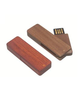 Chinese Style Wooden USB Memory Stick with Full Capacity pictures & photos