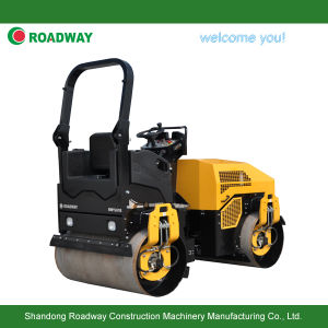 3 Ton Ride on Hydraulic Vibratory Road Roller pictures & photos
